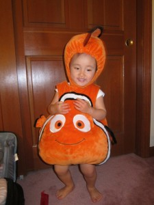 Finding Nemo Costumes for Kids