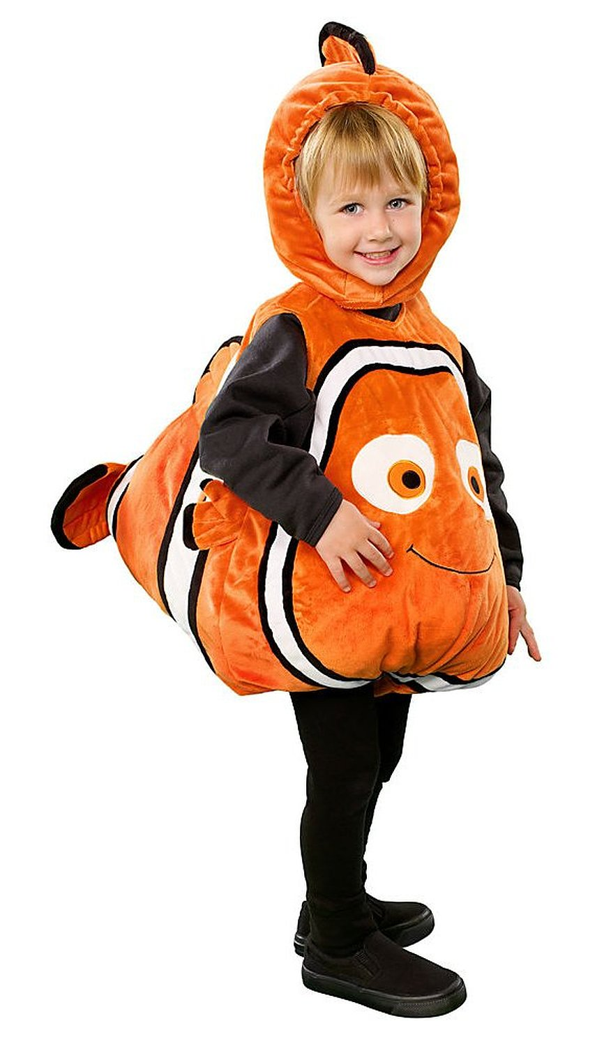 Nemo costumes costumes fc for Fish costume for adults
