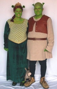 Fiona Shrek Costume