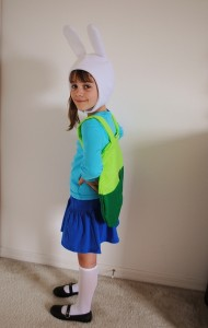 Fionna Adventure Time Costume For Kids