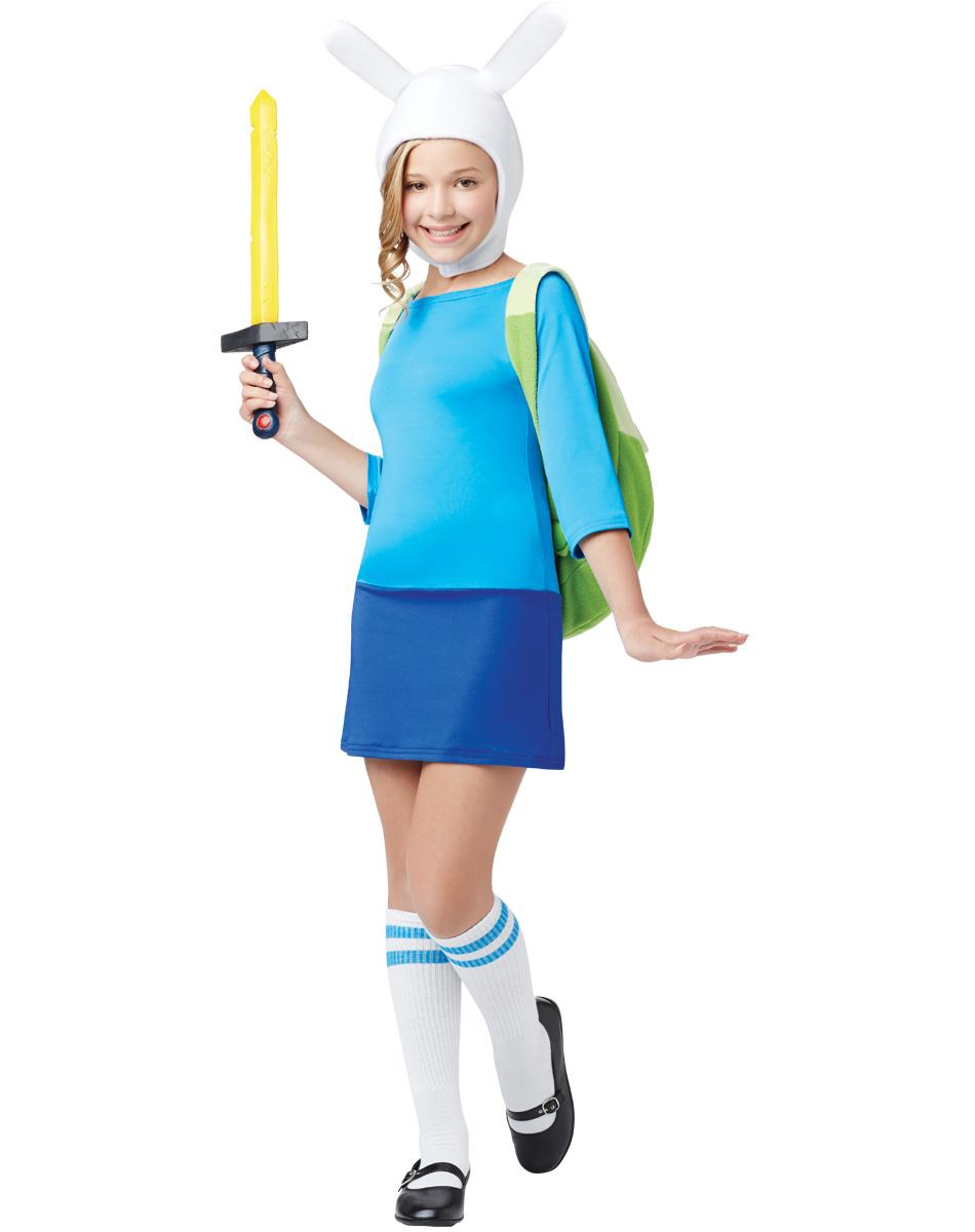 Fionna Adventure Time Costume  sc 1 st  Costumes FC & Fionna Costumes | Costumes FC