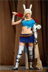 Fionna Costume Adventure Time