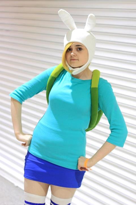 Fionna Costume Images