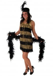 Flapper Dresses Costumes