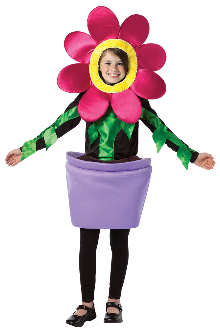 Toddler Flower Costume Halloween