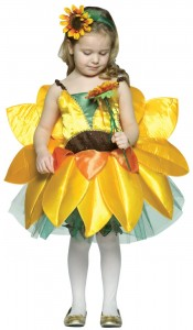 Flower Costume for Girls