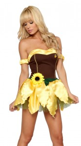 Flower Costume for Women