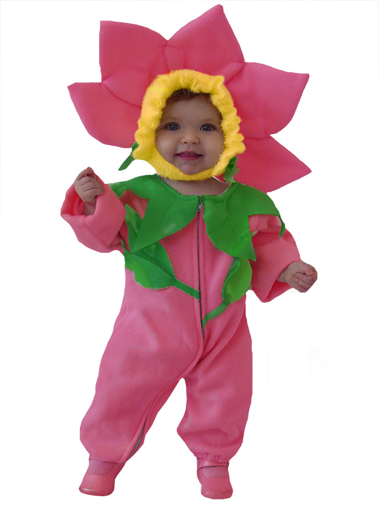 Toddler Flower Costume Halloween