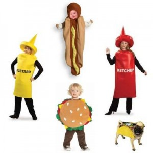 Food Costumes for Kids