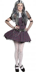 Frankie Monster High Costume