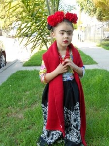 Frida Kahlo Costume for Kids