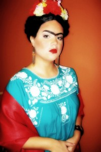 Frida Kahlo Costume for Women