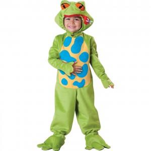 Frog Costume Kids