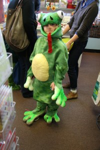 Frog Costumes for Kids