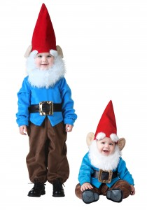 Garden Gnome Costume Toddler