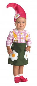 Garden Gnome Toddler Costume