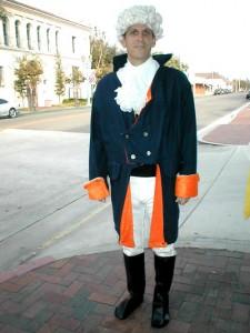 George Washington Costume Ideas