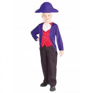 George Washington Costume Kids