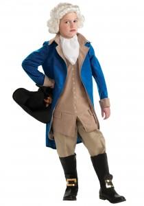 George Washington Costume for Kids
