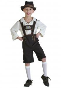 German Boy Costume