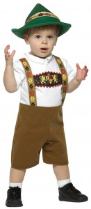 German Costumes for Kids