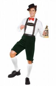 German Costumes for Men