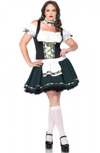 German Costumes for Women