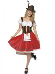 German Oktoberfest Costumes