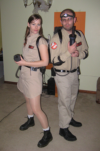 Ghostbuster Costume Costumes Fc