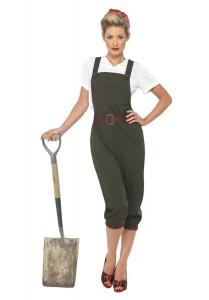 Girl Farmer Costume