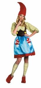 Girl Garden Gnome Costume