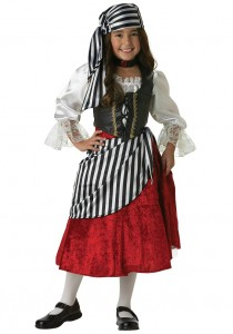 Girl Pirate Costumes