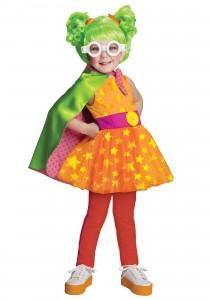 Girls Lalaloopsy Costume
