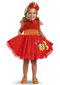 Girls Sesame Street Costumes