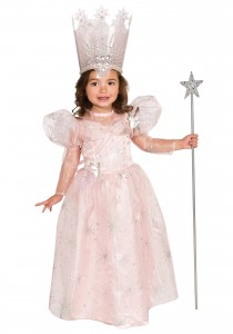 Glinda Costume Child