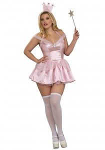 Glinda Plus Size Costume