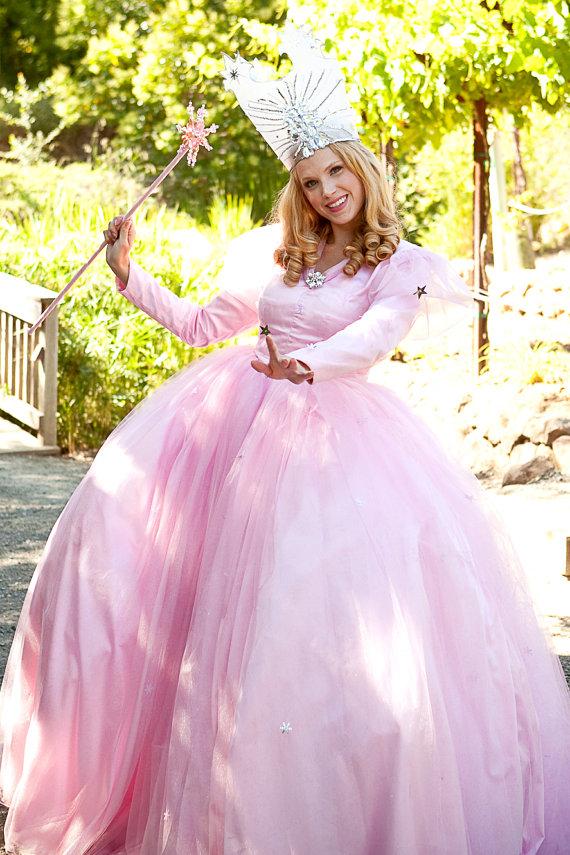 glinda the good witch plus size costume photo album - halloween ideas