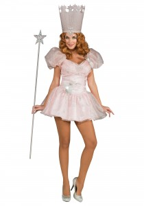 Glinda the Good Witch Costume Adult