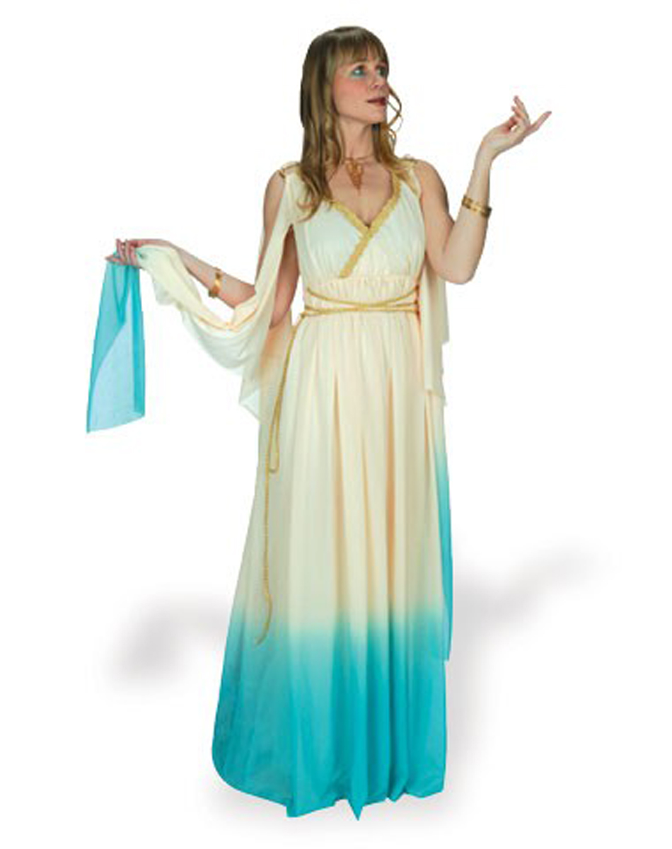 Athena Greek Goddess Kids Costume - Hot Girls Wallpaper