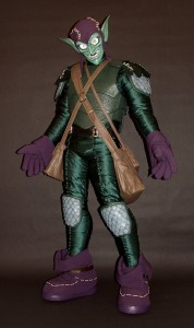Green Goblin Costume