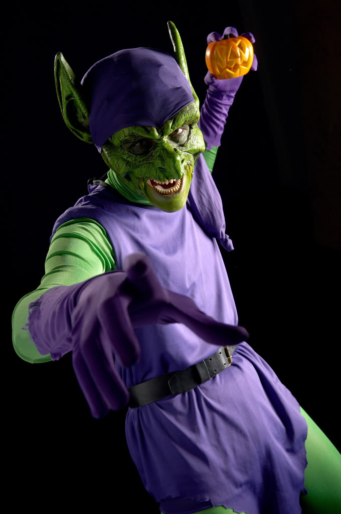 Green Goblin 2014 Suit Green Goblin Costumes ...