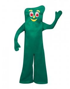 Gumby Costume