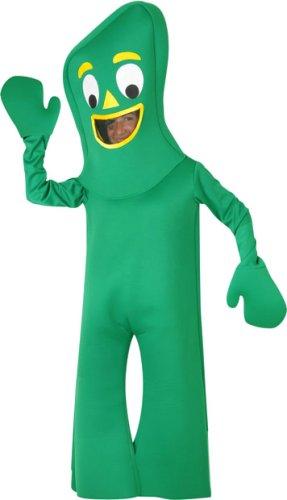 Kids Gumby Costume