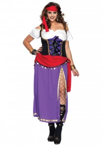 Gypsy Costume for Girls