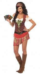 Gypsy Costumes for Girls