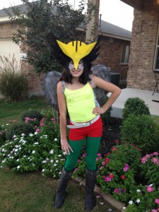 Hawkgirl Costume For Kids