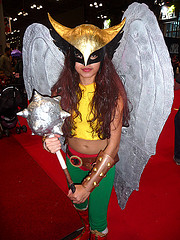 Hawkgirl Costume Wings