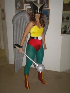 Hawkgirl Costume for Women