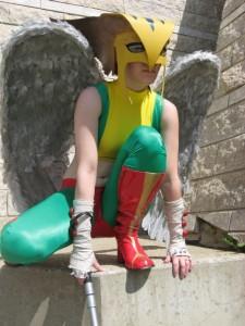 Hawkgirl Costumes