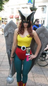 Hawkgirl Costumes Pictures